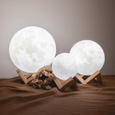 Neo Luna Lamp