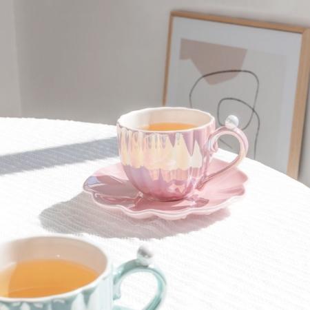 Ariel's Tea Cup Set
